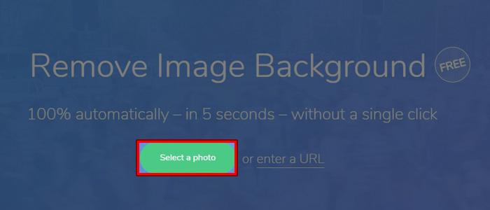 Select a photo